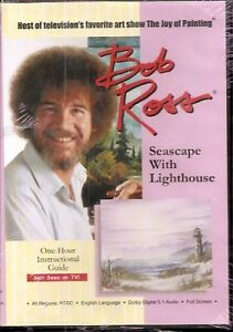 Bob-Ross-SEASCAPE-WITH-LIGHTHOUSE-1Hr-DVD