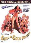 Girl in Gold Boots (DVD, 2001, Widescreen Edition)