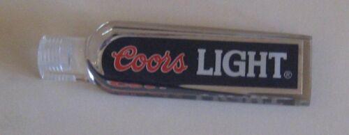COORS Light SHOTGUN tap handle ***NEW*** blue ground