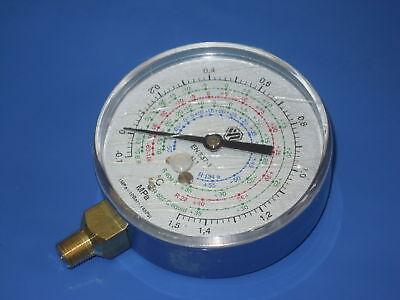MANOMETRO BP R134a R404a R22 R407c diam.80mm WIGAM 1/8
