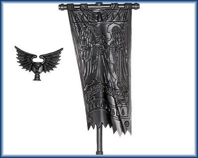 Blood Angels Sanguinary Guard Battle Standard / Flag