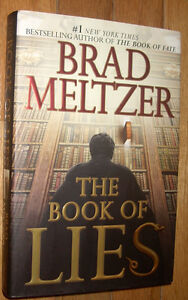 Brad meltzer books in order of publication