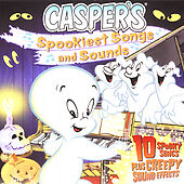 Halloween - Caspers Spookiest Songs And So (2005) - Used - Compact Disc