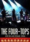 Four Tops - Live In Las Vegas 2006 (DVD, 2011)