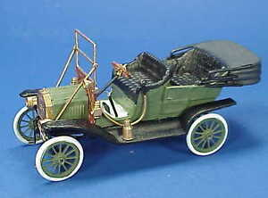 1/48 SCALE WISEMAN 1910 MODEL T FORD TOURING CAR KIT NM-902TD NATIONAL MOTOR