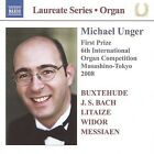 Michael Unger: First Prize 6th International Organ Competition Musashino - Tokyo (2009)