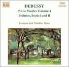 Claude Debussy - Debussy: Préludes, Books I and II (1998)