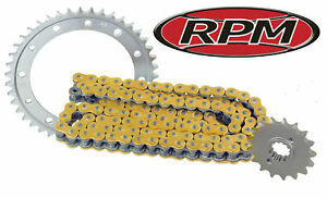 Kawasaki-KR250-A1-2-84-85-Motorcycle-Chain-amp-Sprocket-Kit