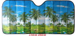 cool-palm-tree-car-sun-shade-BEAT-THE-HEAT-51-x24-FIT-MOST-OF-THE-SEDAN