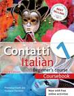 Contatti 1 Italian Beginner's Course: Coursebook by Mariolina Freeth, Giuliana Checketts (Paperback, 2011)