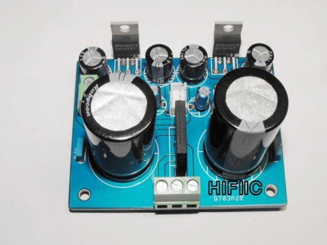 LM1875 GC circuit Audio Amplifier Board KIT(+HEAT-SINK)