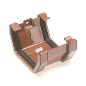 BROWN-SQUARE-Guttering-UNION-X-1