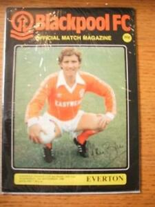 03091980 Blackpool v Everton Football League Cup - Birmingham, United Kingdom - Returns accepted within 30 days after the item is delivered, if goods not as described. Buyer assumes responibilty for return proof of postage and costs. Most purchases from business sellers are protected by the Consumer Contr - Birmingham, United Kingdom