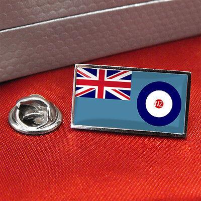 Royal New Zealand Air Force Flag Lapel Pin Badge/Tie Pin