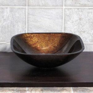 Bathroom-Artistic-Square-Glass-Vessel-Sink-Free-Pop-Up-Drain-S9052