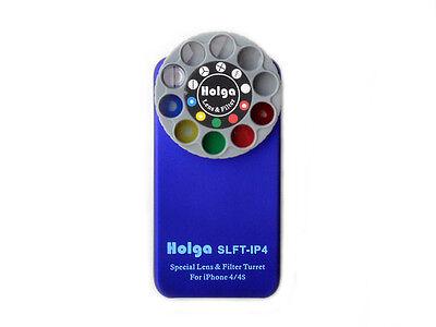 Holga iPhone Lens Filter Kit SLFT-IP4 for iPhone 4/4s PURPLE