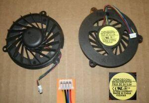 FAN m50vm pin 1a 4 x1 g50v VENTOLA CPU m50 n50vn g50v ASUS b1 RADIATORE VENTILATORE XFfqTPw