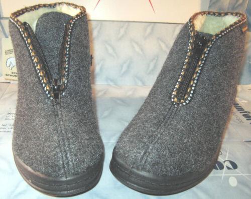 Caldo 36 Ciabatte Pantofole Feltro Intermax Lana Cerniera 40 4AZwnqxC