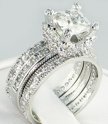 Bella Luce Wedding Rings