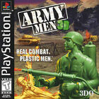 Army Men 3D (Sony PlayStation 1, 1999) - US Version