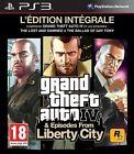 Grand Theft Auto IV: Episodes from Liberty City (GTA IV) - Jeu PS3