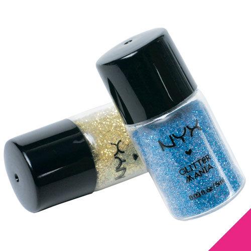 """1 NYX Glitter Powder """"Pick 1 Color"""""""