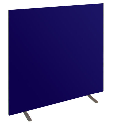 Free Standing or Linking Office Partition//Room Divider Screen Blue,black or Grey