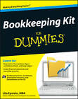 Bookkeeping Kit For Dummies by Lita Epstein (Paperback, 2012)