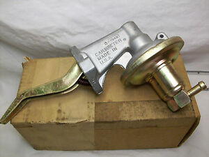 MOPAR-NOS-CARTER-273-318-340-360-Fuel-Pump