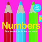 Numbers by Roger Priddy (Board book, 2012)