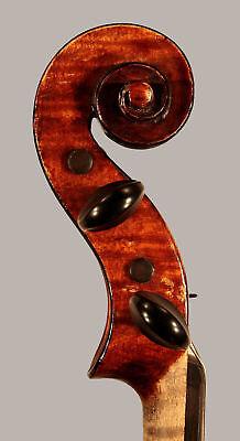 A fine old Italian violin made by Luigi Azzola, 1924.