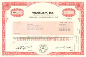 worldcom fraud essay