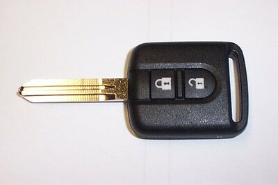 GENUINE NISSAN PRIMERA REMOTE KEY NEW KEY BLADE MODEL P12