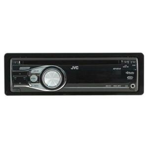 jvc kd-r310 cd player in dash receiver