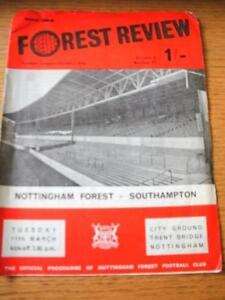 11031969 Nottingham Forest v Southampton  Heavy Crea - Birmingham, United Kingdom - Returns accepted within 30 days after the item is delivered, if goods not as described. Buyer assumes responibilty for return proof of postage and costs. Most purchases from business sellers are protected by the Consumer Contr - Birmingham, United Kingdom
