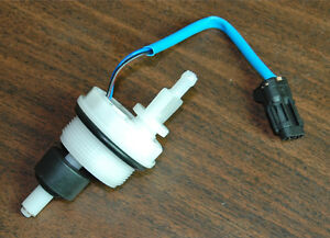 Duramax fuel filter water sensor