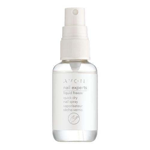 Avon Nail Experts Liquid Freeze Quick Dry Spray