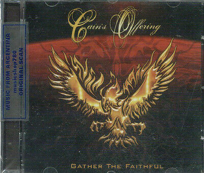 CAIN'S OFFERING GATHER THE FAITHFUL SEALED CD NEW  STRATOVARIUS SONATA ARCTICA
