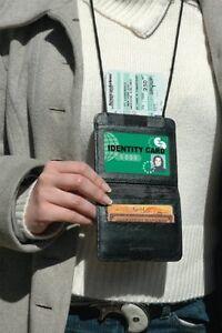Travel-Neck-Pouch-Wallet-ID-Passport-Money-Holder-Keep-valuables-close-safe