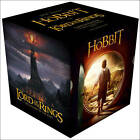 The Hobbit and Lord of the Rings Complete Gift Set by J. R. R. Tolkien (CD-Audio, 2012)