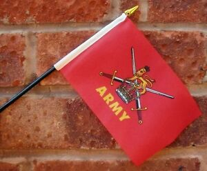 BRITISH-ARMY-HAND-WAVING-FLAG-small-6-x-4-with-10-pole-MILITARY-ARMED-FORCES