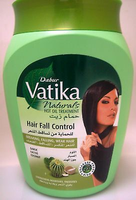 Dabur Vatika 1000g/1kg Hot Oil Treatment HAIR FALL CONTROL GARLIC CATCUS COCONUT