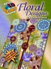 3-D Coloring Book - Floral Designs by Jessica Mazurkiewicz (Paperback, 2011)