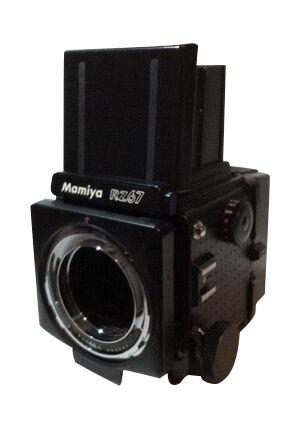 Mamiya RZ67 Pro IID Medium Format SLR Film Camera Body ...