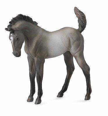 CollectA 88546 Grulla Dun Mustang Foal Horse Toy Model - NIP