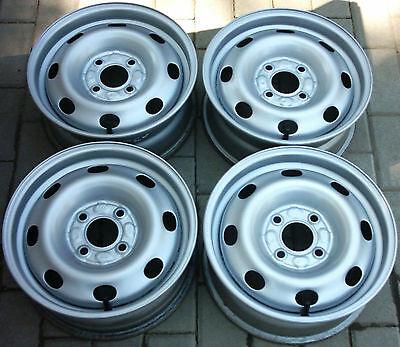 4 Felgen 5.50Bx13ET36, Renault 19, 21