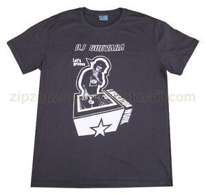 7e5f3356 Mens Che Guevara DJ Mixing Dance Rave Vinyl Retro Club T Shirt Large ...