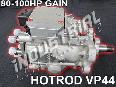 Dodge Diesel 98-02 Industrial Injection Hot Rod VP44 35% Fuel Pump 100HP