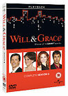 Will And Grace - Series 6 - Complete (DVD, 2011, 4-Disc Set)