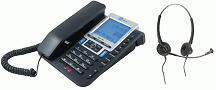 Agent-1100-CLi-Office-Desk-Phone-with-Agent-200-Headset